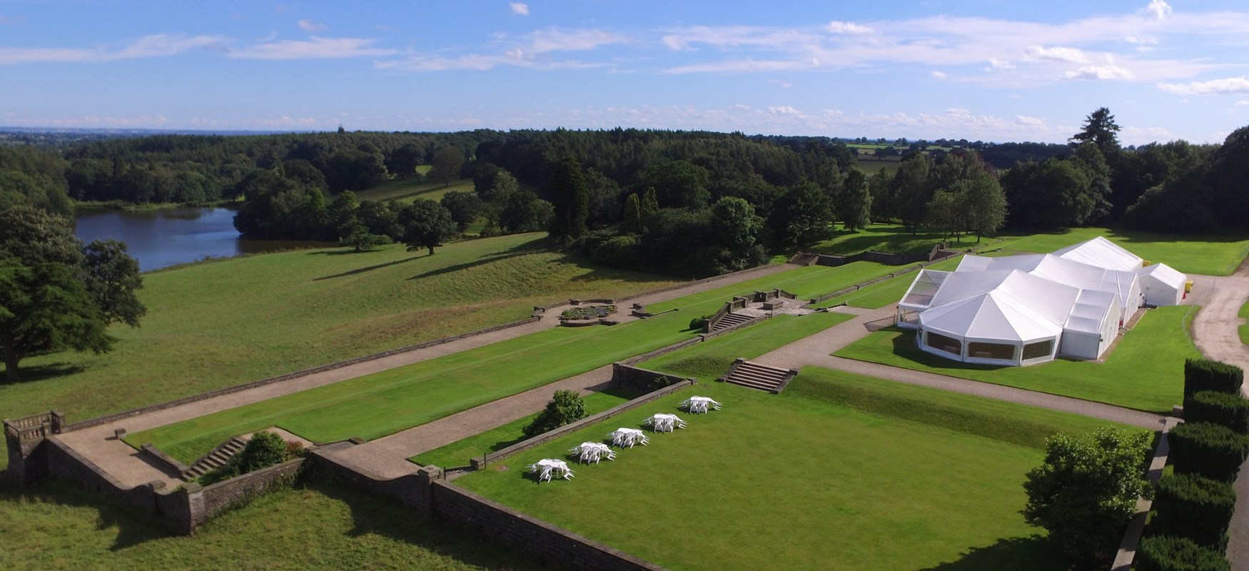 Osmaston Park Wedding Receptions And Events In Derbyshire