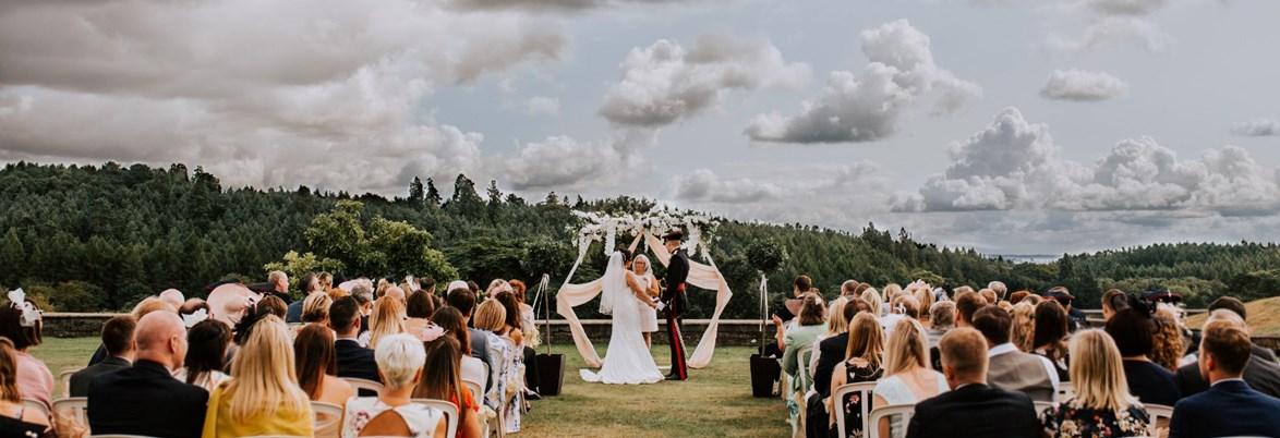 Osmaston Park Large Capacity Wedding Venue In Derbyshire